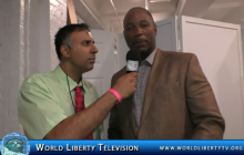 Interview with Former Undisputed World Heavyweight Boxing Champ  Lennox Lewis-2015