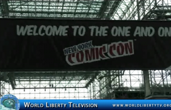 New York Comic Con at  NY Javit Center October 8 – 11, 2015