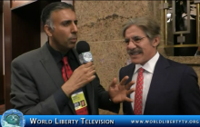 Geraldo Rivera,  Attorney, Reporter, Author and Talk show Host-2015