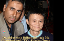 Jack Ma speaking at the 2015 CGI Annual Meeting in New York