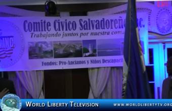 Comite Civico Salvadoreno Inc Gala Celebration-NY 2015