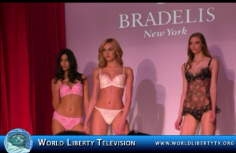 BRADELIS Lingerie 2016 Spring/Summer Collection @ Style Show NYFW -2016