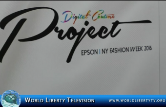 Epson Digital Couture   Fashion Week in New York-2016