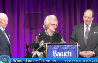 The 27th Annual Bernard Baruch Dinner To Benefit Baruch College Fund-2016