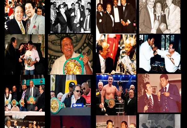 """Jose Sulaiman Chagnon- Former WBC President  """"He did it his way""""  1931-2014"""