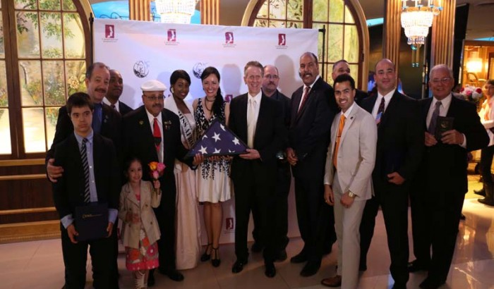 Foundation for a Drug-Free World Honors NY Community Leaders AS 'Drug-Free Heros'-2016