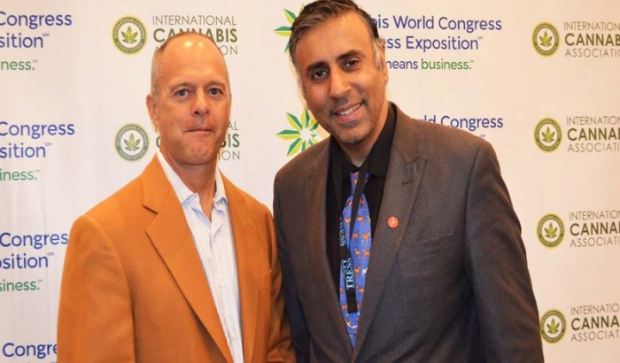 Cannabis World Congress and Business Exposition  Javit Center  NYC-2016