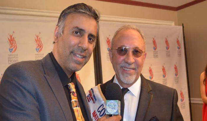 Emilio Estefan  Producer Actor  and Entrepreneur-2016
