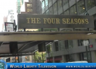 Closing of Historical Four Seasons Restaurant  New York City -2016