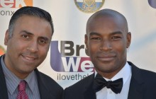 Exclusive interview with Male Supermodel Tyson Beckford NYC-2013