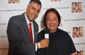 Rocky Gathercole ,Philippine Designer