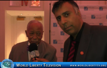 Former Mayor of New York City  Mayor David Dinkins -2016
