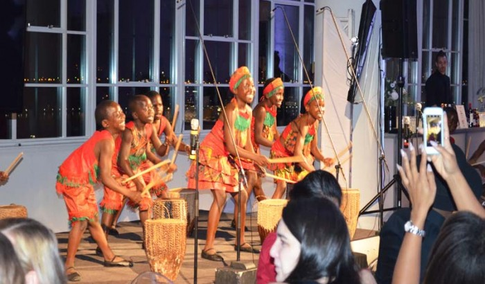 8th Annual  African Children's  Choir  Change makers  Gala in  NYC-2016