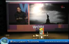 Erik Wahl Internationally-recognized graffiti artist presentation at WOBI NY Forum -2016