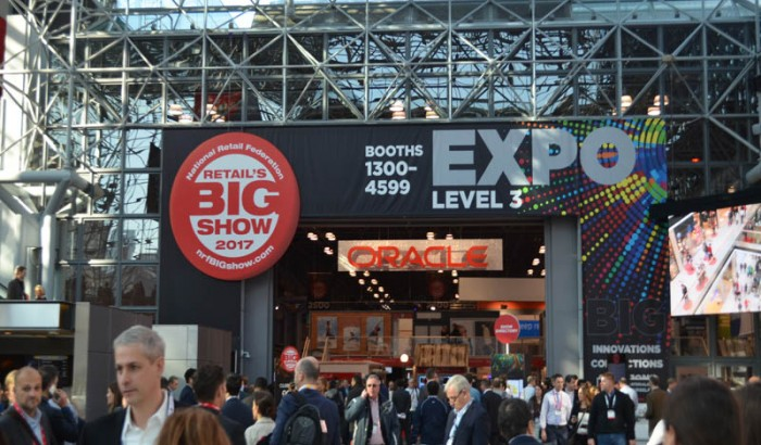 105th Annual National Retail Federation (NRF) Retail Big Show NY -2017