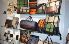 Buxton  Dopp Adrienne Landau and NDK bags & Accessories review -2017