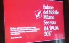 Salone del Mobile Milano NY Press Conference -2017
