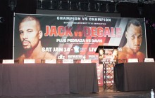 Badou Jack VS James DeGale  Super Middleweight World Championship Unification Showdown-2017