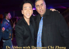 CHI ZHANG 2017 runway  show  at the  Intrepid  museum  -2017