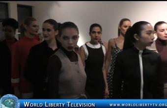 Fashion Designer Travis Hamilton's Negris Lebrum NYFW Show -2017
