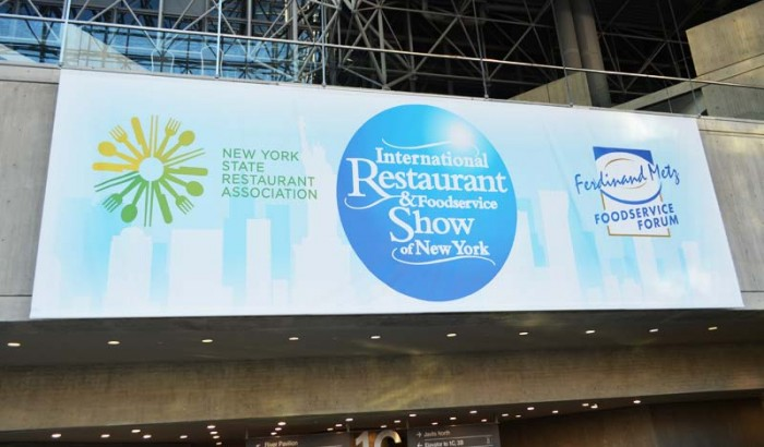 International Restaurant & Food Service Show of NY-2017