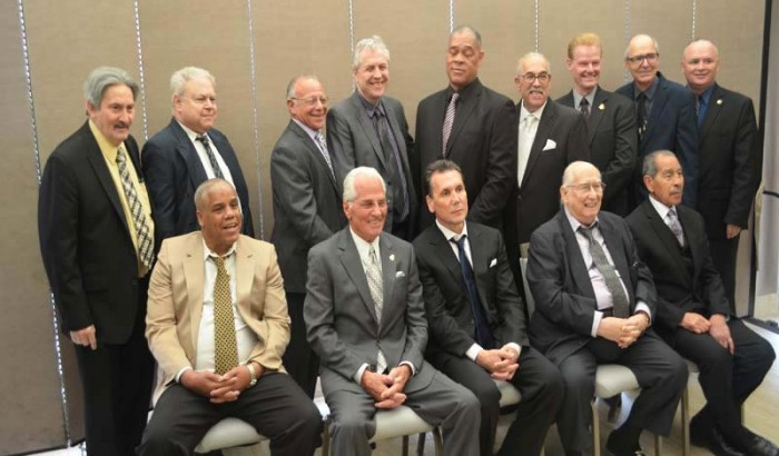 Sixth annual New York State Boxing Hall of Fame (NYSBHOF) induction dinner-2017