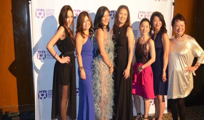 Korean American Family Service Center's 28th Annual Benefit Gala-2017