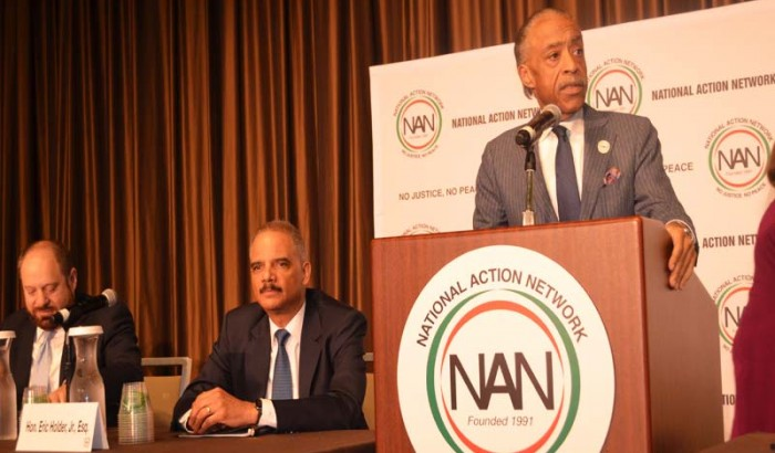 National Action Network's 26th Annual Conference &  Dream Keepers Gala -2017