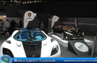 Luxury and Classic Cars at NY Int'l Auto Show -2017