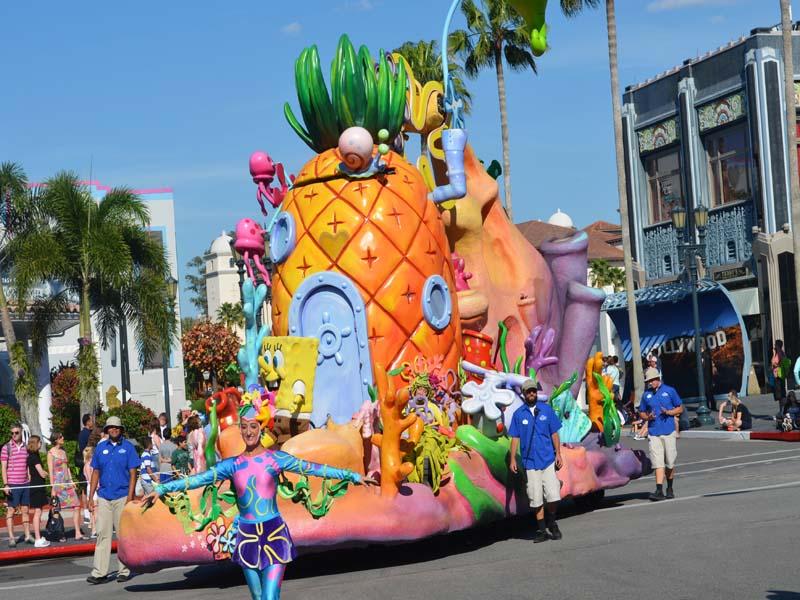 Universal Parade of Stars Orlando Florida