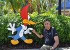 Universal Studios Theme park at Orlando Florida-2017