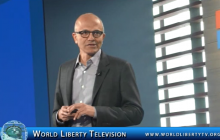 Microsoft Business Forward keynote by Microsoft CEO Satya Nadella-2017