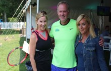 Women's Tennis Great Chris Evert  Interview -2017
