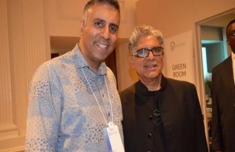 Deepak Chopra's Speech at Misk Foundation NYC-2017