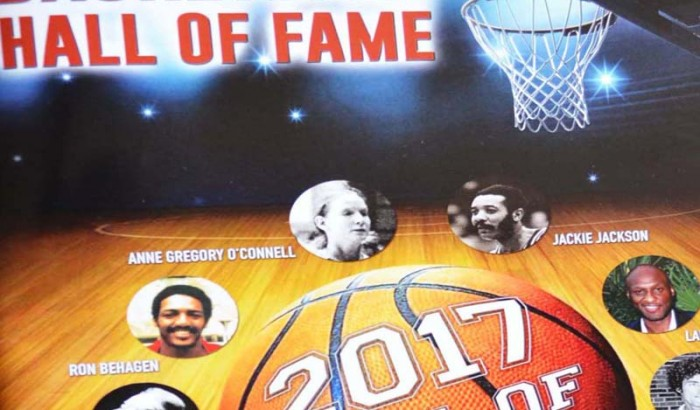 New York City Basketball of Fame Induction Ceremony & Dinner-2017