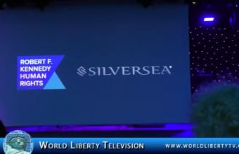 Robert F. Kennedy Human Rights Gala at  Silversea Cruise line-2017