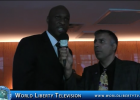 Interview with Lamar Odom 2 Time NBA Champ at NYC Basketball Hall of Fame Dinner-2017