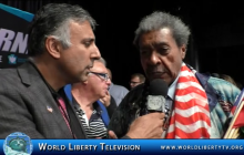 Exclusive interview with World Renowned Boxing Promoter Don King-2017
