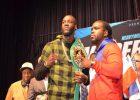 Wilder vs. Stiverne  II  Boxing Rematch for WBC Heavyweight  championship-2017