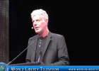 Anthony  Bourdain  American Chef, Author  and TV Personality Speaking at WOBI-2017
