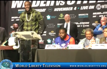 Wilder vs. Stiverne  II  Boxing Rematch for WBC Heavyweight  championship-2017