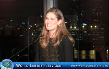Auburn University  honor's Lauren Bush Lauren, Tim & Kim Hudson at 24th Annual Int'l Quality of Life Awards-2017