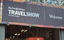 The New York  Times Travel Show -2018