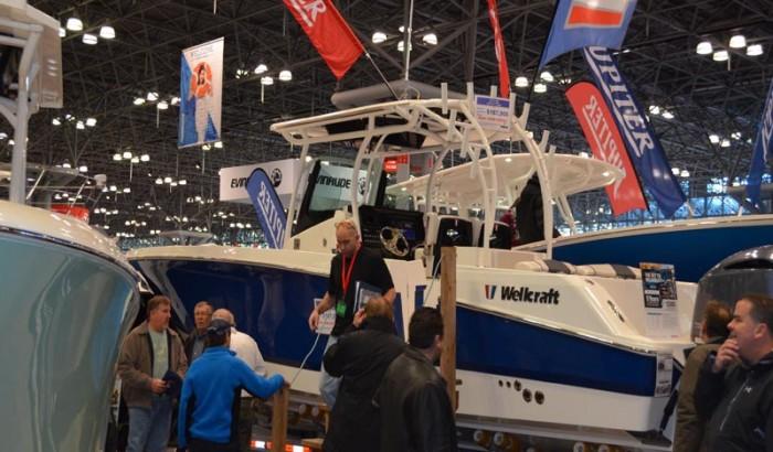 The 113th annual Progressive Insurance  New York Boat Show-2018