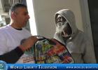 Hotw Inc  Homeless and needy family presentations in San Diego California-2018