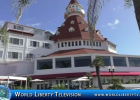 Tour of  Hotel  Del  Coronado and Beach San Diego California-2018