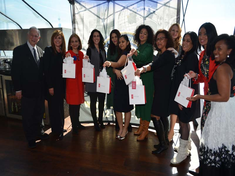 Latin Women Honored
