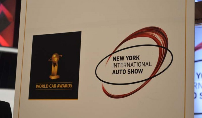 World Car Awards at New York International Auto Show -2018