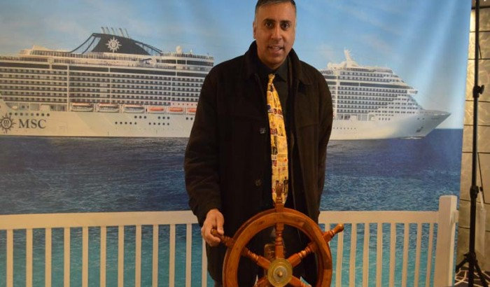 MSC Divina Cruise Tour NYC-2018