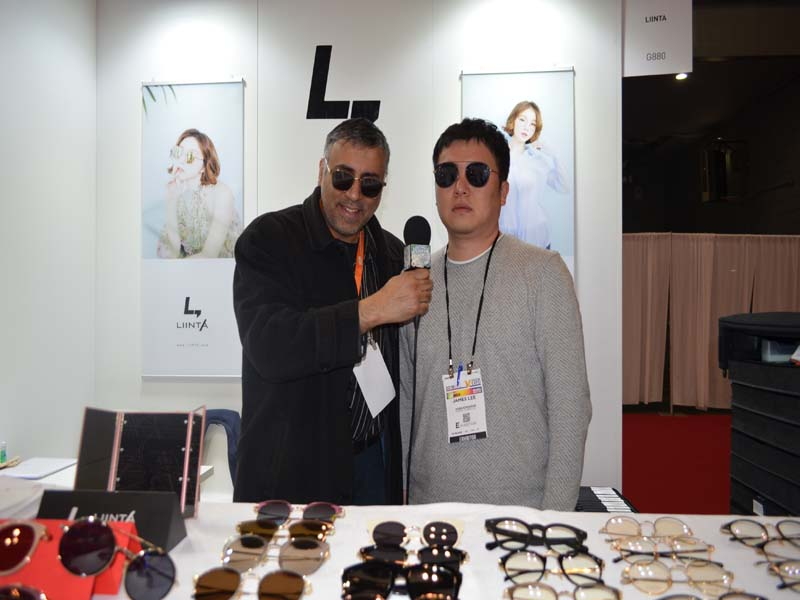 Korean Eye wear company